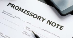 promissory note cases